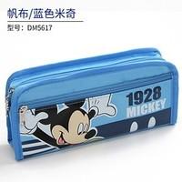 Disney 迪士尼 DM5617 米奇款笔袋 蓝色