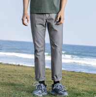 Baleno 班尼路 88012036 男士直筒弹力休闲裤