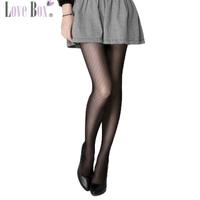 LOVEBOX T120086 细密中网斜纹连裤袜