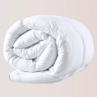 LOVO 乐蜗家纺 蓄暖纤维混合羽绒被