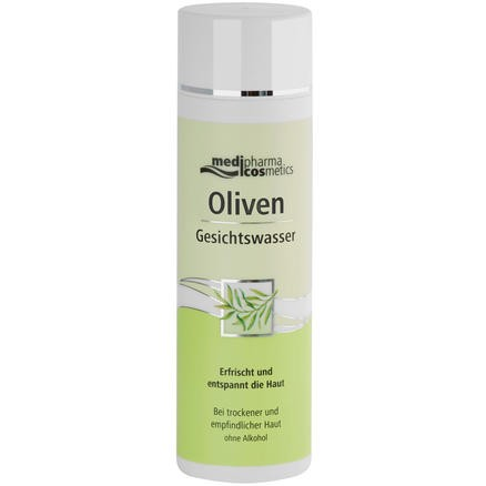 Olivenol 德麗芙 舒潤滋養爽膚水 200ml