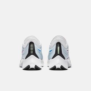 NIKE 耐克 Zoom Fly 3 男子跑鞋 AT8240-103 白色/紫粉渐变 42