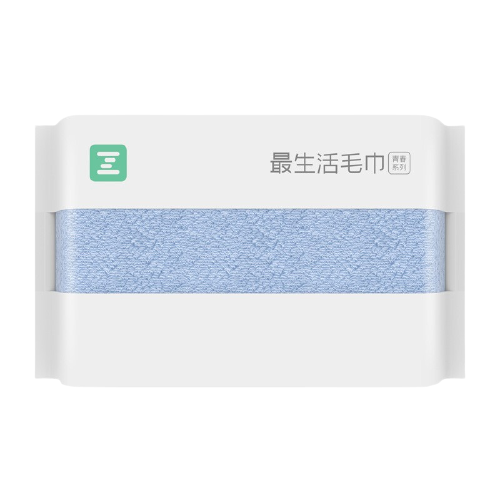 Z towel 最生活 青春系列 毛巾 32*70cm 90g 蓝色