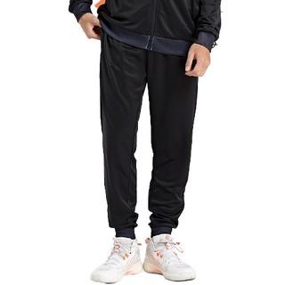 RIGORER 准者 中性运动裤 Z120411663 黑色 M