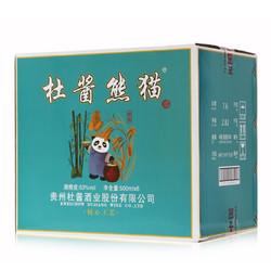 杜酱 熊猫酒53度纯粮食坤沙老酒整箱