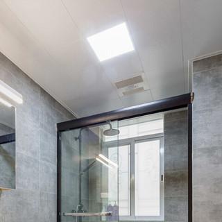 nvc-lighting 雷士照明 NWQ18 LED集成吊顶灯 16W 雾银 30*30cm