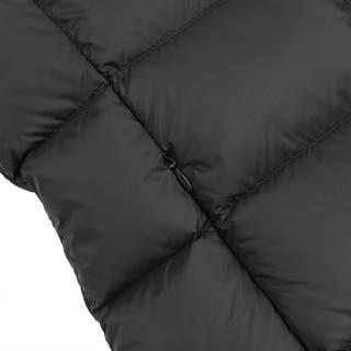 SKECHERS 斯凯奇 女子运动羽绒服 L420W275/002K 深黑色 M
