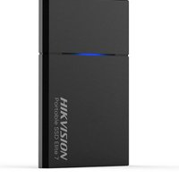 HIKVISION 海康威视 E7 USB3.2 移动硬盘 1TB 极夜黑