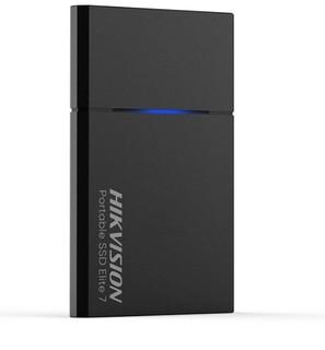 学生专享 : HIKVISION 海康威视 E7系列 USB3.2 移动固态硬盘 500GB