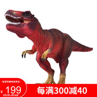 Schleich 思樂72068 恐龍動物模型 紅色霸王龍