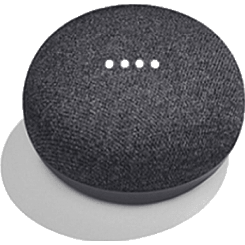 Google 谷歌 Home Mini 智能音箱 木炭