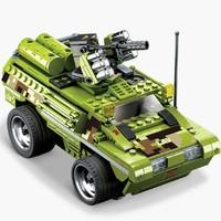 百亿补贴:奥迪双钻 小颗粒拼插积木 遥控军事车 装甲/坦克