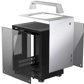 JONSBO 乔思伯 T8 ITX机箱 半侧透
