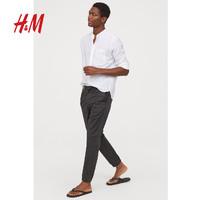 H&M 0525500 男士休闲裤 *2件