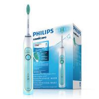 PHILIPS 飞利浦 洁净系列 HX6711 电动牙刷 蓝色