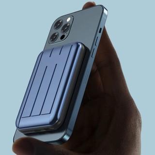 Proda iPhone12 移动电源 5000mAh USB-C 无线 10W快充