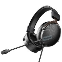 Dareu 达尔优 EH723 头戴式有线耳机