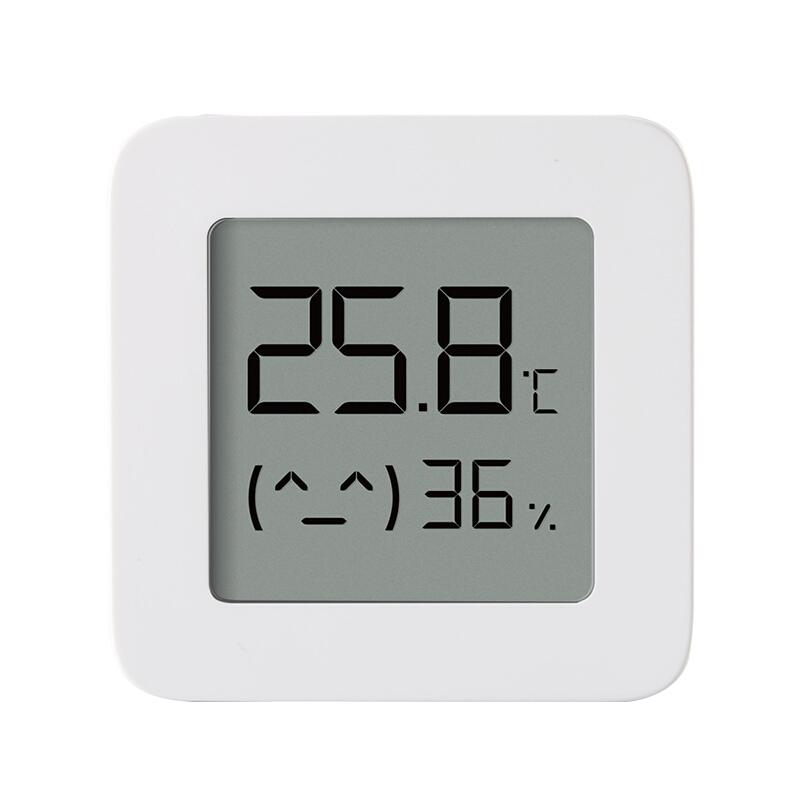 MI 小米 1.5寸米家蓝牙温湿度计 白色