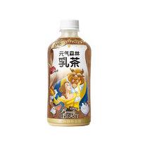 Genki Forest 元気森林 迪士尼联名乳茶 咖啡拿铁味 450ml*12瓶