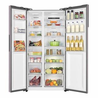 Haier 海尔 鲜派大容量系列 风冷冰箱