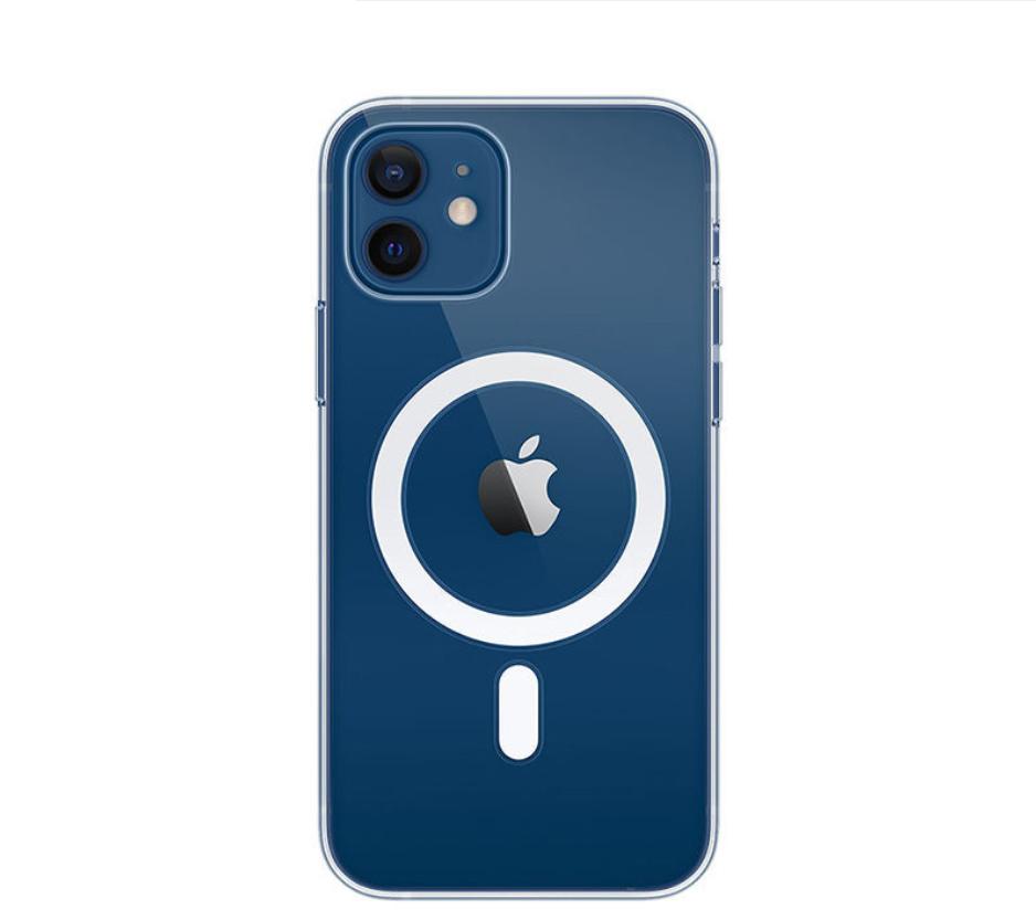 REMAX睿量苹果12无线充电MagSafe磁吸手机壳iPhone保护套原装配件