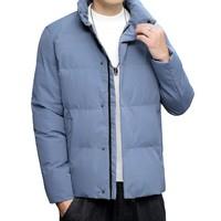 Fuguiniao 富貴鳥 男子戶外棉服 JJH2128 藍色 2XL
