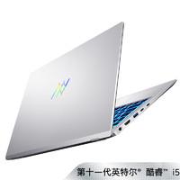 MACHENIKE 机械师 创物者-15 15.6英寸笔记本电脑(i5-11300H、8GB、512GB、Xe核显)