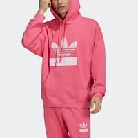 18日0点:adidas 阿迪达斯  三叶草 丁禹兮同款 H09351 男士运动套头衫