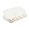 TAIPATEX 泰国天然乳胶枕 高低枕芯 2只装