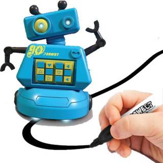 KIDNOAM 划线感应机器人1个装 颜色随机