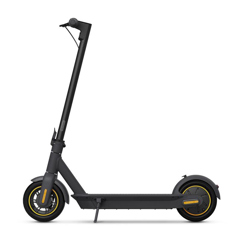 Ninebot 九号 G30P MAX 电动滑板车 黑黄色