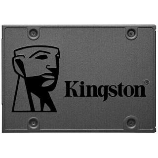 Kingston 金士顿 金士顿(Kingston) 480GB SSD固态硬盘 SATA3.0接口 A400系列