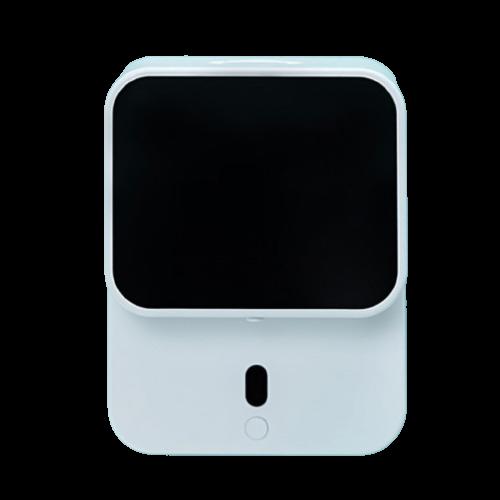 Boodain E6 智能自动感应洗手液机 壁挂式 胶月百