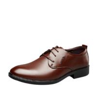 YEARCON 意尔康 男士商务正装德比鞋 6542ZE97899W