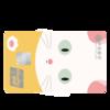 CITIC 中信银行 颜系列 信用卡金卡 萌物版