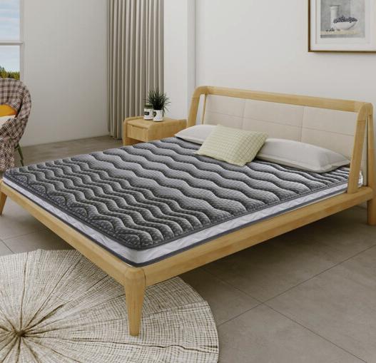 喜临门 青少年椰棕床垫 进口3D椰棕棕垫双面睡感 防螨透气竹炭面料薄床垫 哈迪斯 180*200*10cm