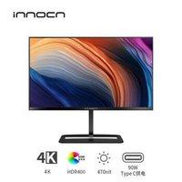 新品发售:INNOCN 联合创新 NF2DU 27英寸IPS显示器(3840×2160、HDR400、60Hz)