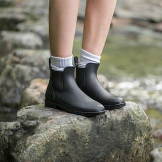 YANXUAN 网易严选 1027017 雨鞋(短筒、黑色、M码)