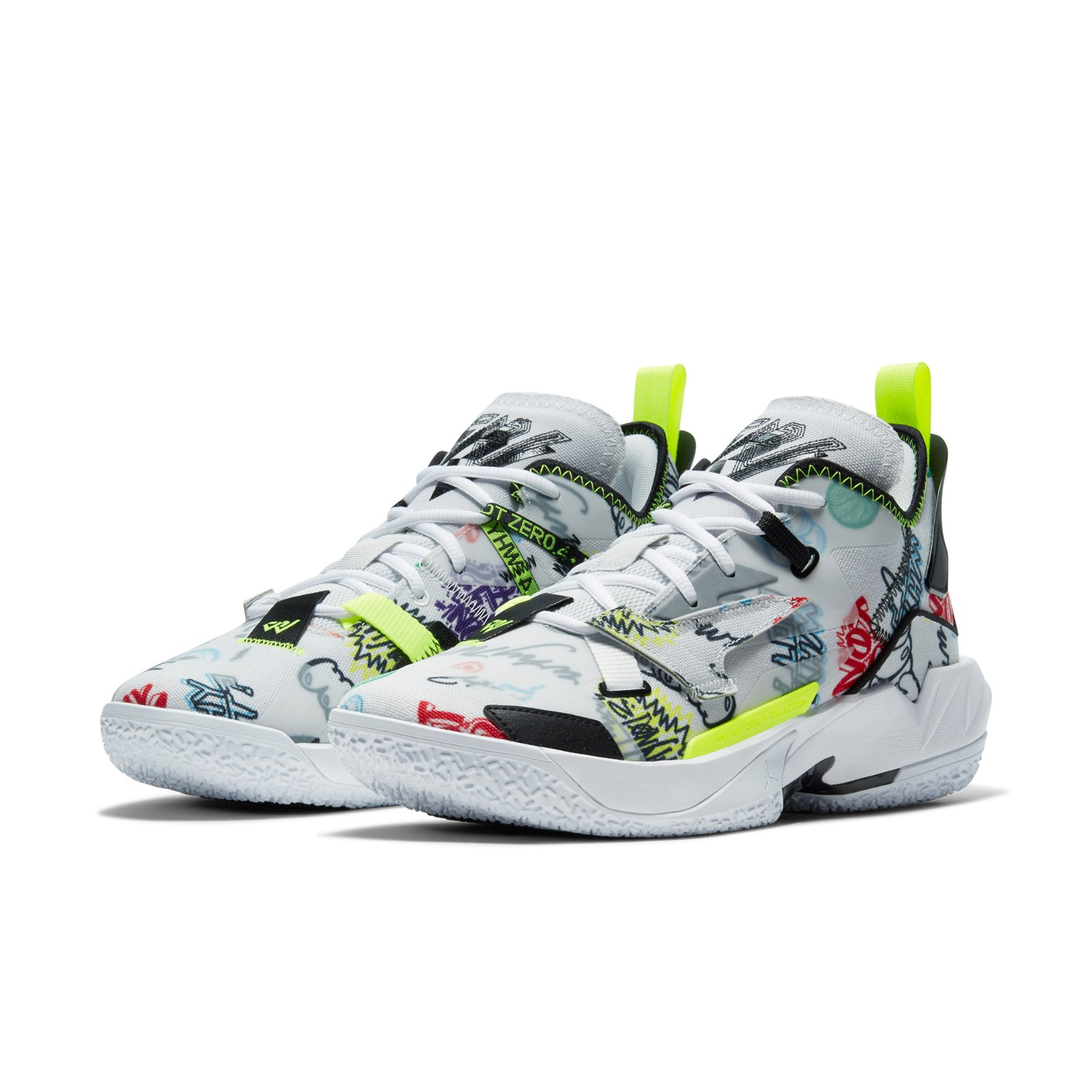 AIR JORDAN  WHY NOT ZER0.4 PF DD4886 男士篮球鞋