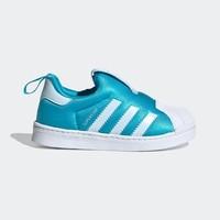 adidas 阿迪达斯 三叶草 SUPERSTAR 360 I 儿童软底运动鞋