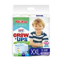 Nuby 努比 全能倍护系列 拉拉裤 XXL16片