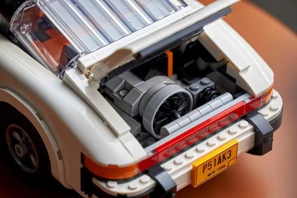 百亿补贴:LEGO 乐高 创意百变高手系列 10295 保时捷911