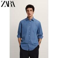 ZARA 07545394434 男士衬衫