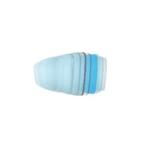 essilor 依视路 钻晶A3系列 1.56折射率 非球面镜片 1片装 近视500度 散光175度