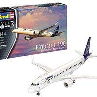 Revell 威望 REV-03883 Embraer 190 漢莎客機 模型