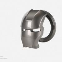 盛裝騎飾 鋼鐵俠 點火開關保護蓋裝飾配件 奧迪A4L/A3/A6L/Q5/A5/Q3/Q7適用