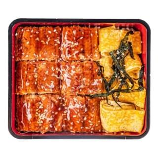 九里京 蒲烧鳗鱼新鲜 335g段装 加热即食 国产生鲜 海鲜水产 *7件