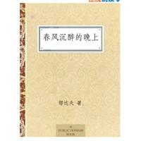 《春风沉醉的晚上》Kindle电子书