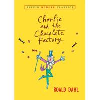 《查理和巧克力工厂》(进口书籍)