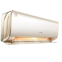 KELON 科龙 金枝系列 KFR-35GW/MJ1-A1 变频 壁挂式空调 1.5匹 金色